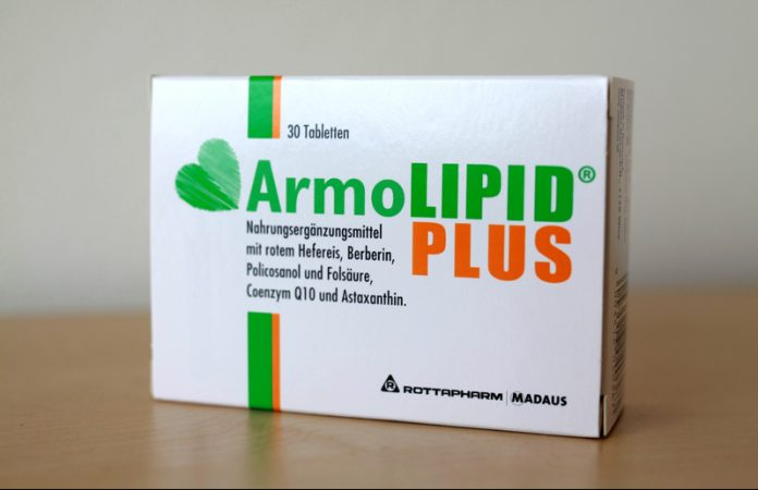 Armolipid-plus